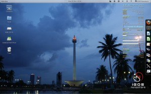 IGOS Nusantara 2011 Monumen Nasional